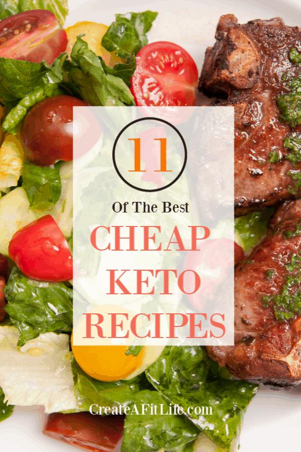 Cheap Keto Recipes