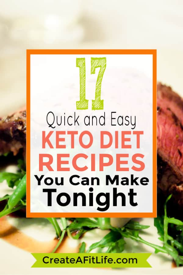 Easy Ket Recipes