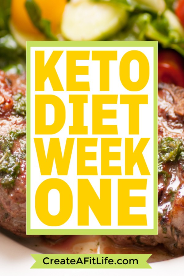 Keto Results Week One