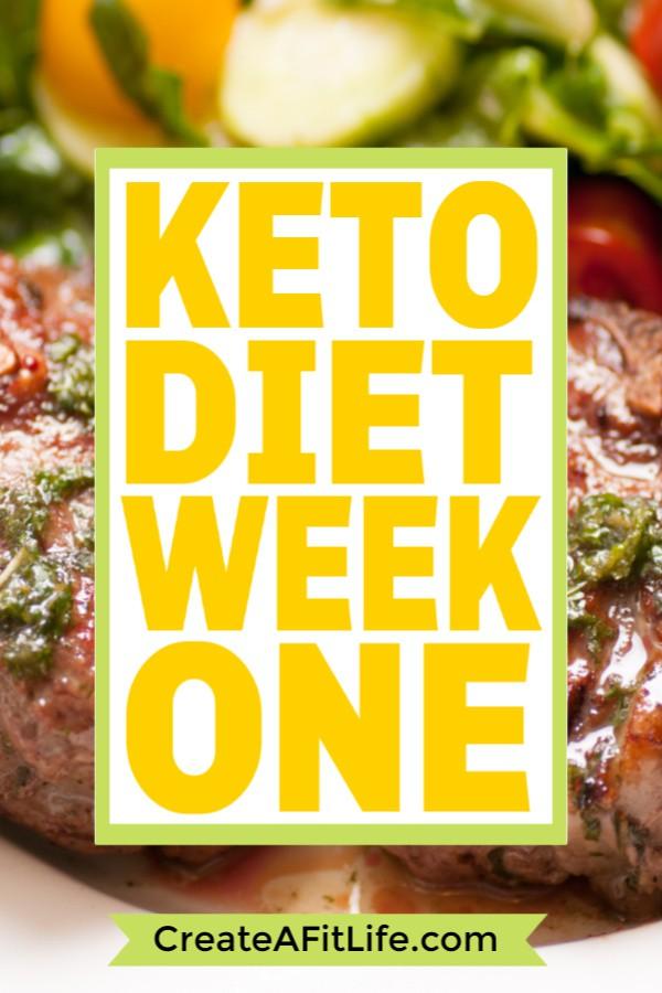 Keto Results Week One