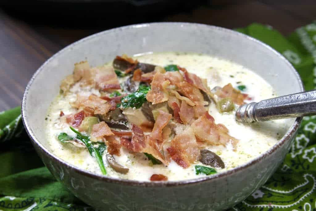 Chicken Bacon Chowder Instant Pot