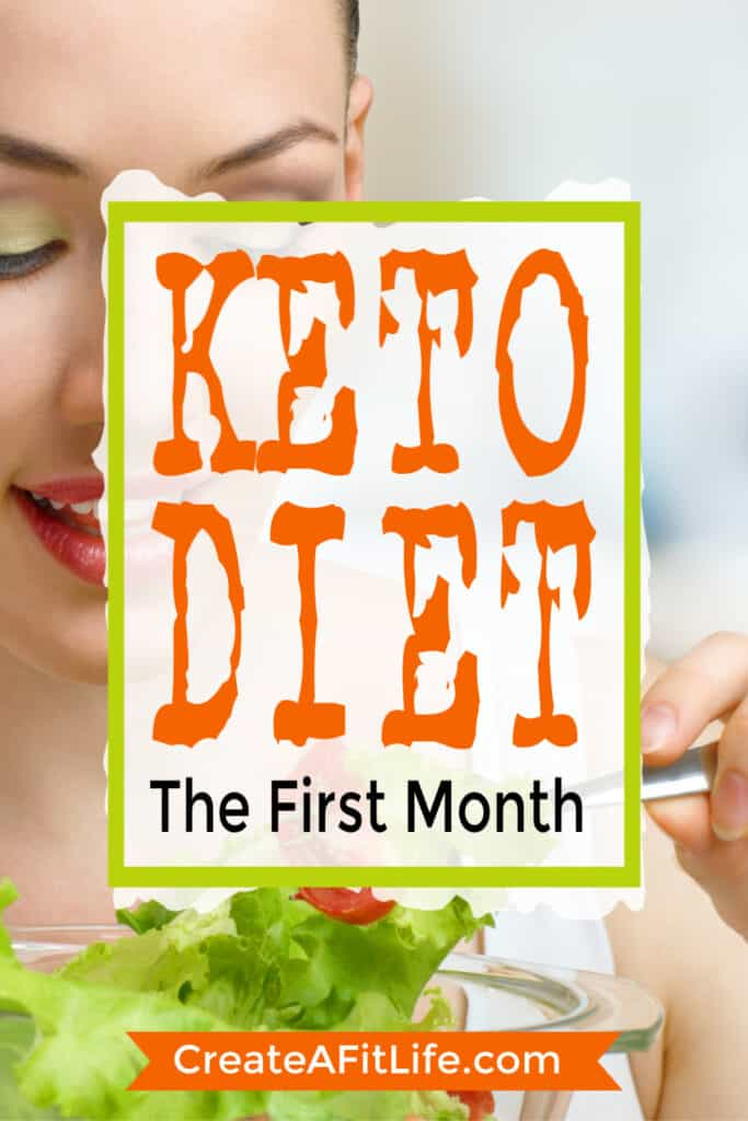 Keto Diet One Month