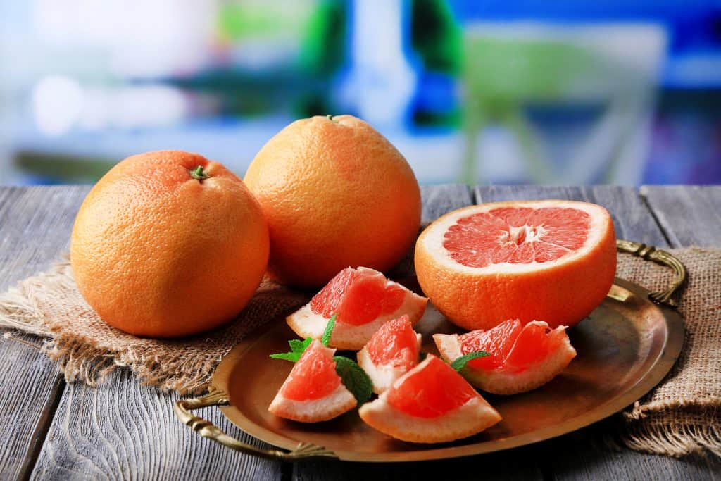 Grapefruit Military Diet