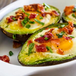 Keto Breakfast Recipes Feature