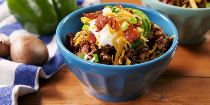 Best Keto Chili Recipe