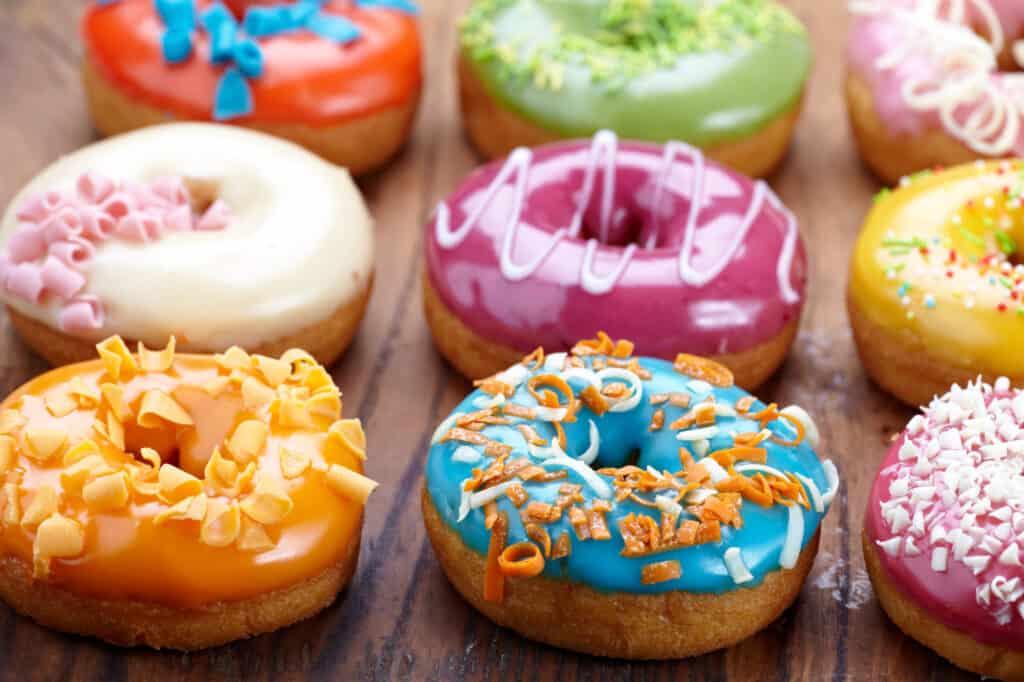 Unhealthy Doughnuts
