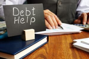 Debt Help Feature