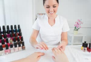 Manicure Feature